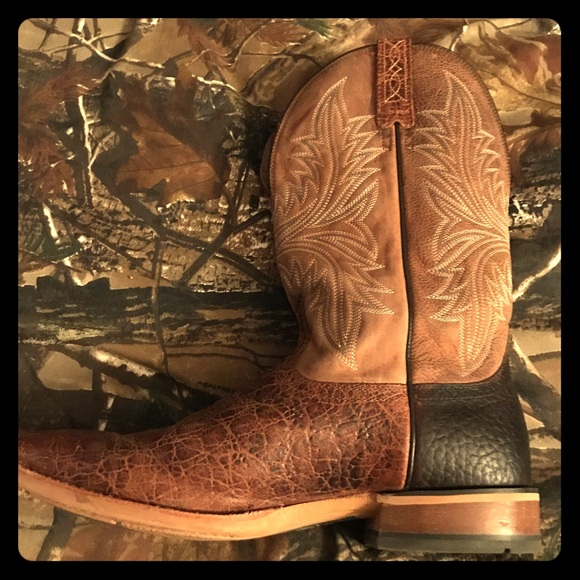 7ca5591c3d7 Ariat Cowhand Western Boots
